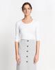 T-Shirt Kain white