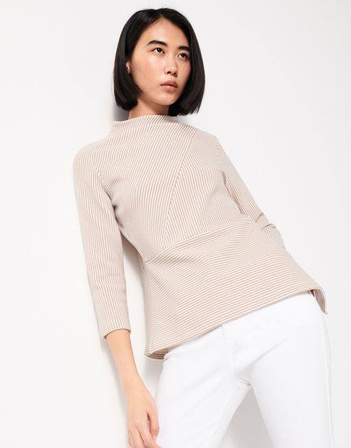 Sweater Uiloo short natural sand