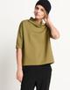 Boxy-Shirt Udine BD shiny pea