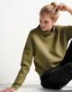Sweater Usanne shiny pea