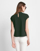 Shirt Komiri dark jade