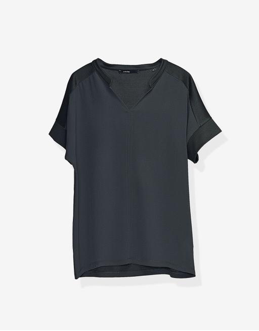 V-Shirt Kurti dark jade