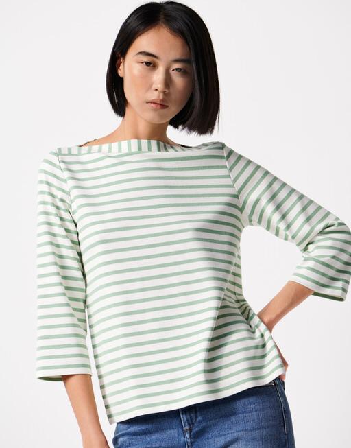 Sweatshirt Urela fresh mint