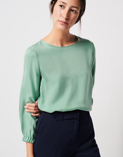 Shirtbluse Zielfy fresh mint