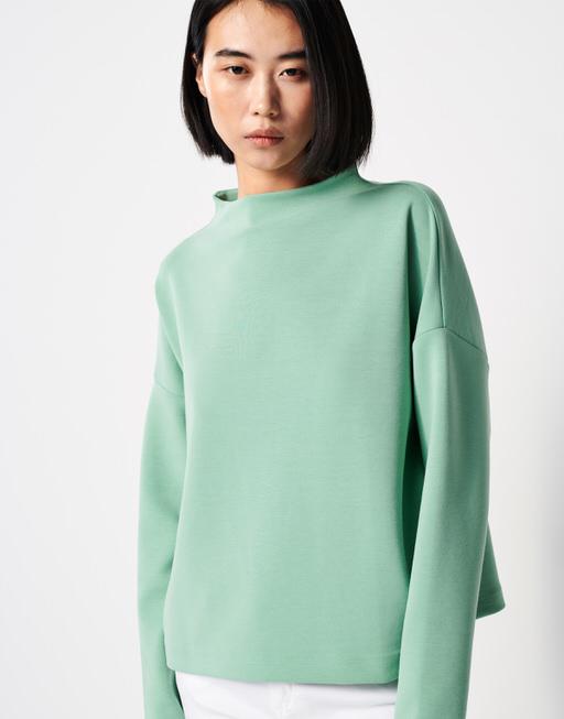 Boxy-Shirt Upita fresh mint