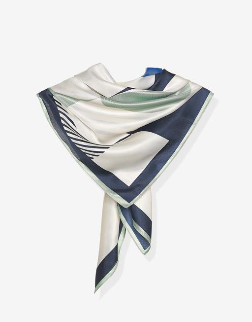 Tuch Bemina scarf fresh mint