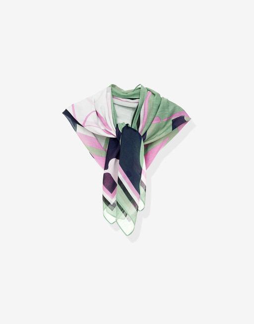 Tuch Bolle scarf fresh mint