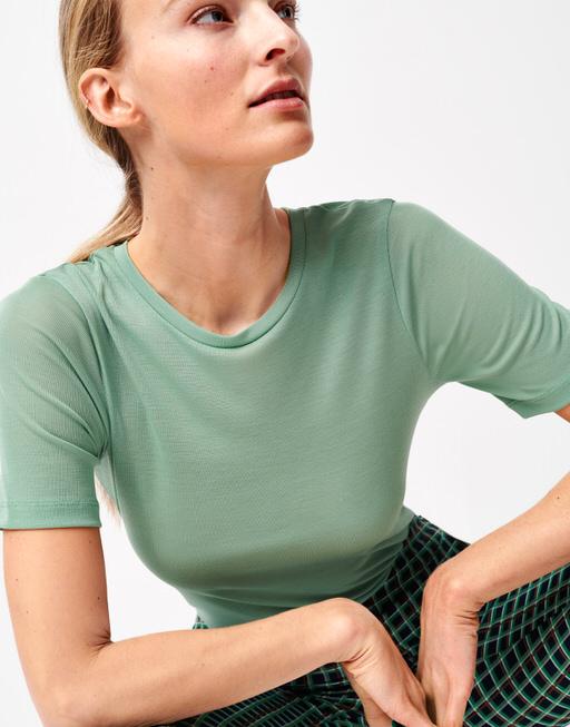 T-shirt Kea fresh mint
