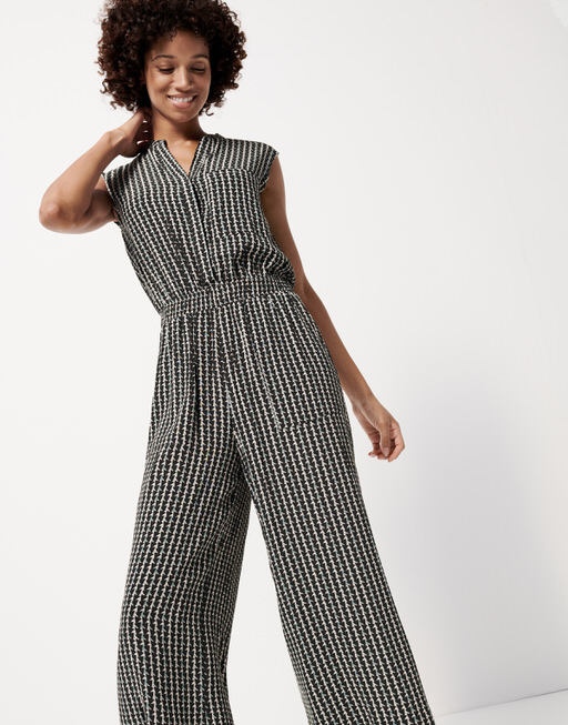 jumpsuit Choley grey green