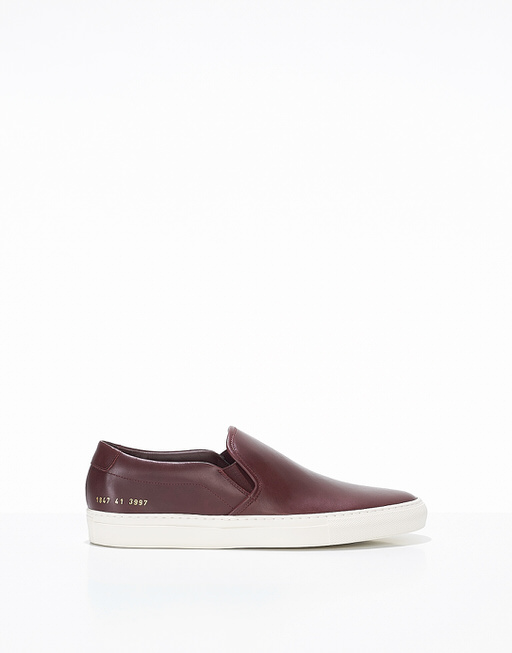 Sneaker Common Projects Sneakers aubergine