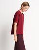 Sweatshirt Ulora deep red