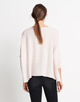 Oversize Pullover Tjelva cosy tinted pearl