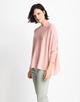 Oversize Pullover Tjelva cosy pale blush