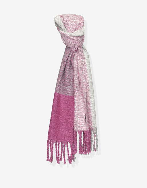 Schal Balian scarf smooth berry