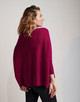 Oversize Pullover Tjelva cosy wild pink