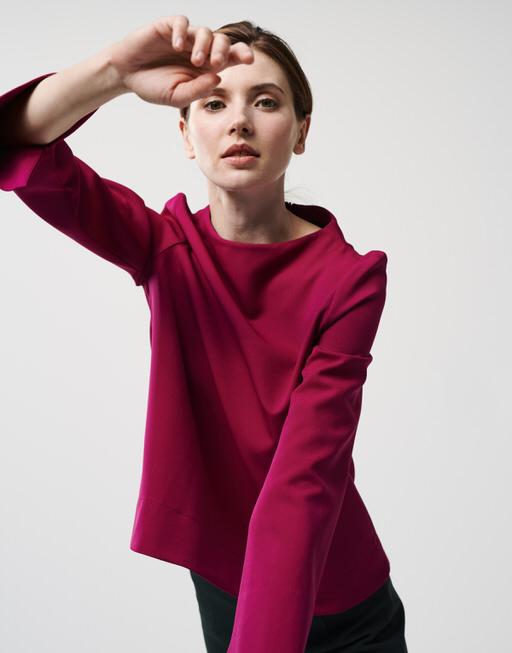 Shirtbluse Zinita wild pink