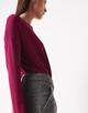 Oversize Shirt Kisala wild pink