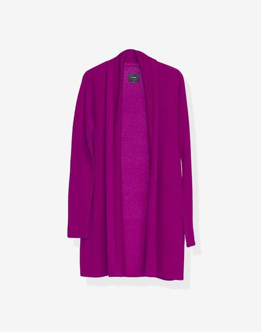 abf2d8a384870e Longstrickjacke Theola lila online bestellen | someday Online Shop