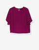 Shirtbluse Zemma wild pink