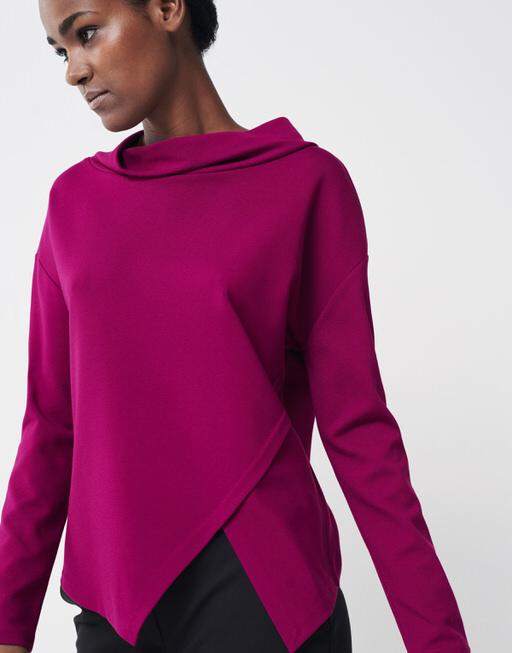 Sweater Ubala wild pink