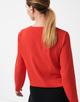 Shirtbluse Zedna riot red