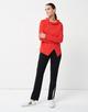 Sweater Ubala riot red