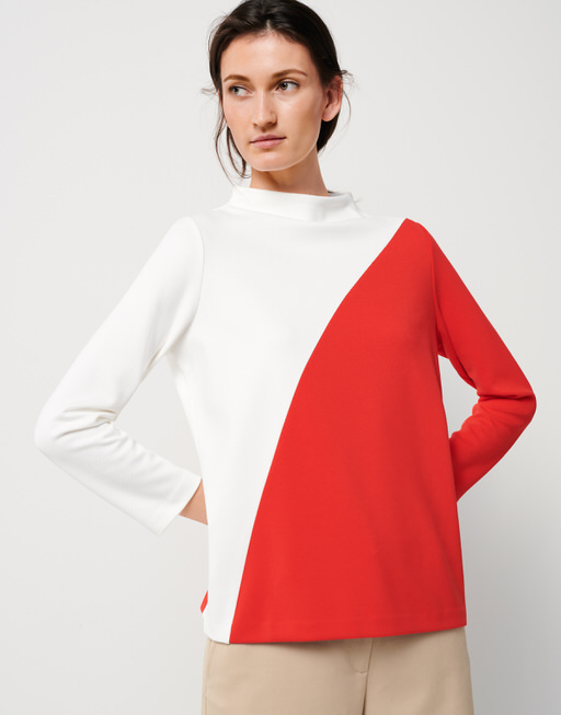 Sweater Universe riot red