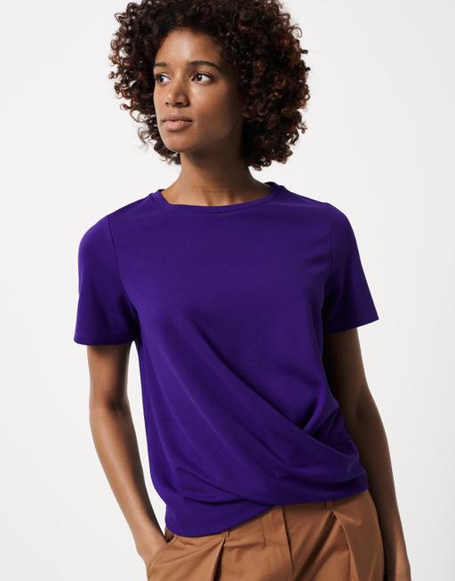 Sweatshirt Usmissa vivid violet