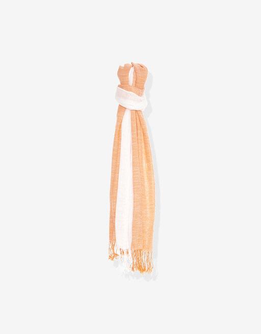 Scarf Babdulla scarf papaya