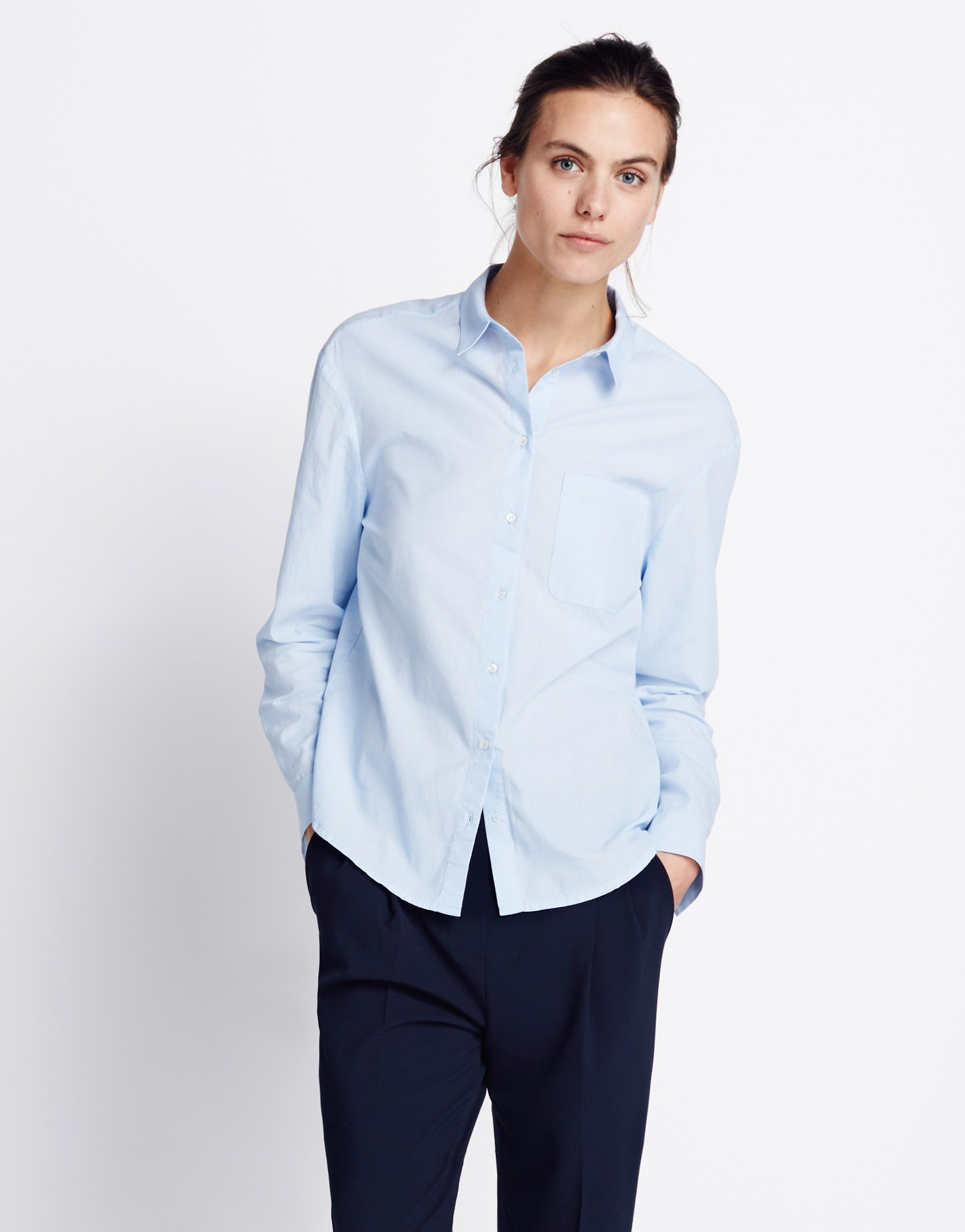 Blauw Shop Overhemdblouse BestellenSomeday Online Stripe Zita Ibf76gYvy