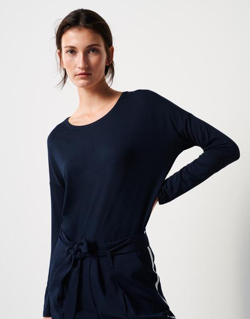 Oversize Shirt Kisala dark night