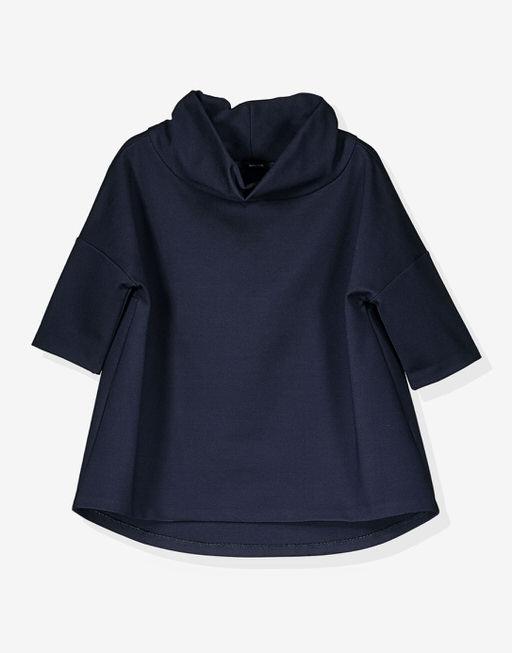 Boxy-Shirt Udine BD reliable blue