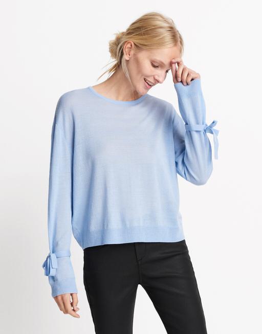 wollpullover tally blau online bestellen someday online shop. Black Bedroom Furniture Sets. Home Design Ideas