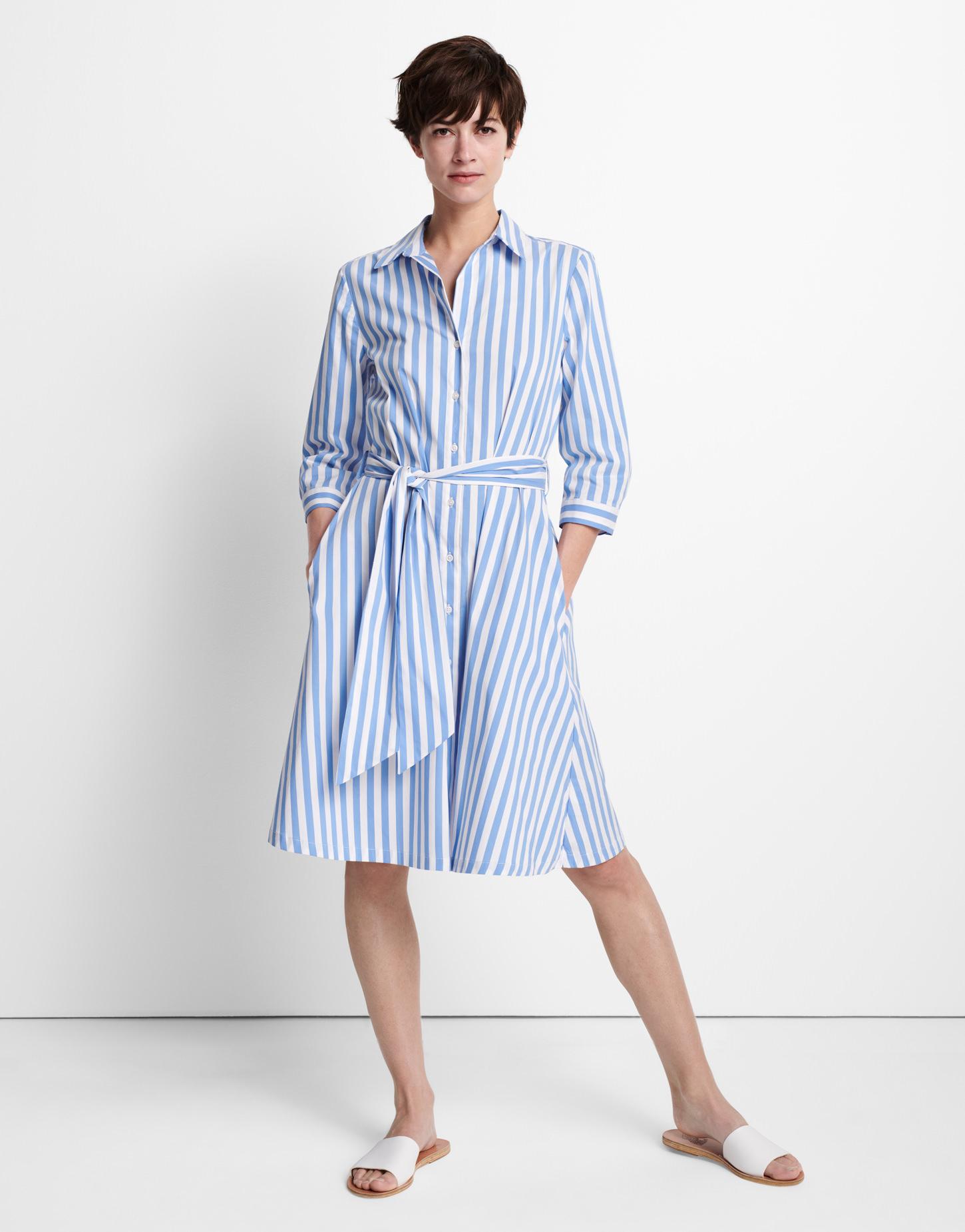 blusenkleid quilly blau online bestellen | someday online shop