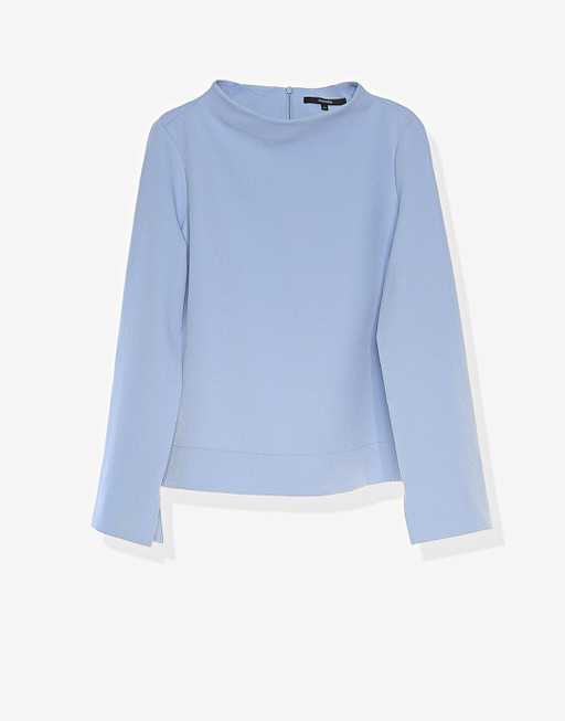 Shirtbluse Zinita endless blue