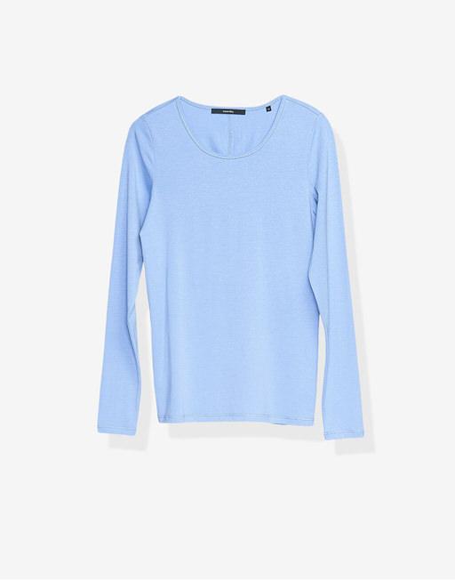 Langarmshirt Kalia endless blue