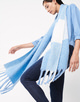 Schal Balian scarf endless blue