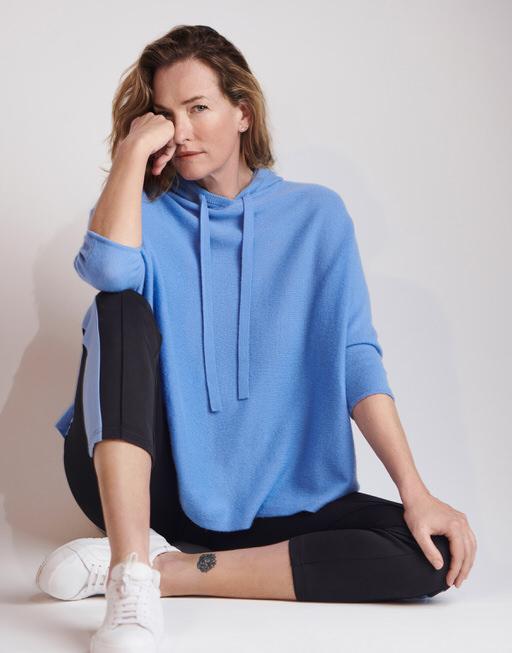 Sonderkauf Sonderrabatt 100% Qualität Oversize Pullover Tjelva hoodie blau online bestellen ...