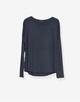 Oversize Shirt Kisala blue dusk