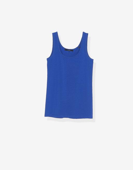 Tank Top Käthi contemporary blue