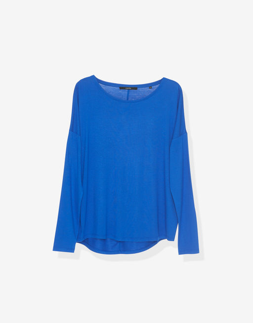 Oversize Shirt Kisala contemporary blue
