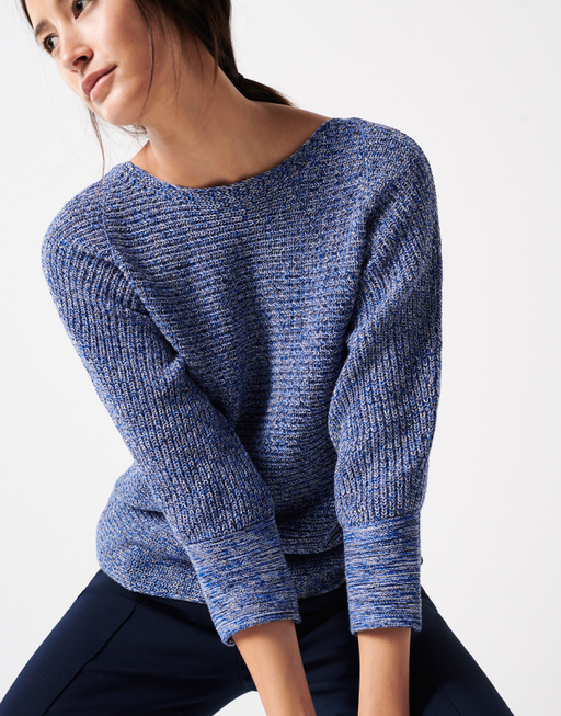Strickpullover Tivona multi contemporary blue