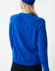 Strickjacke Terri contemporary blue