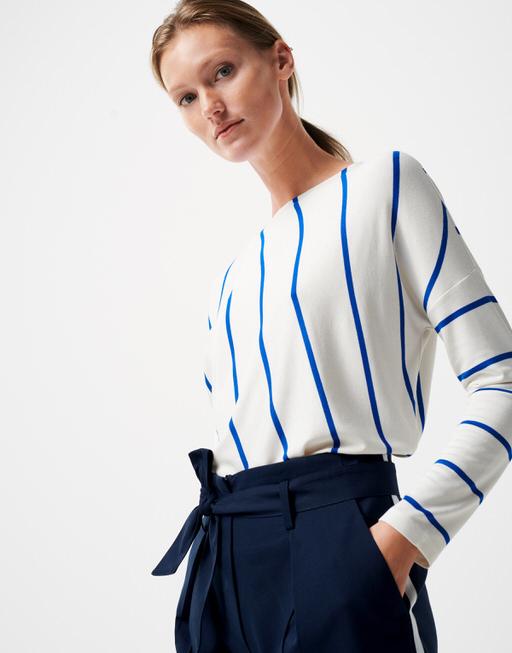 Oversize Shirt Kabibi contemporary blue
