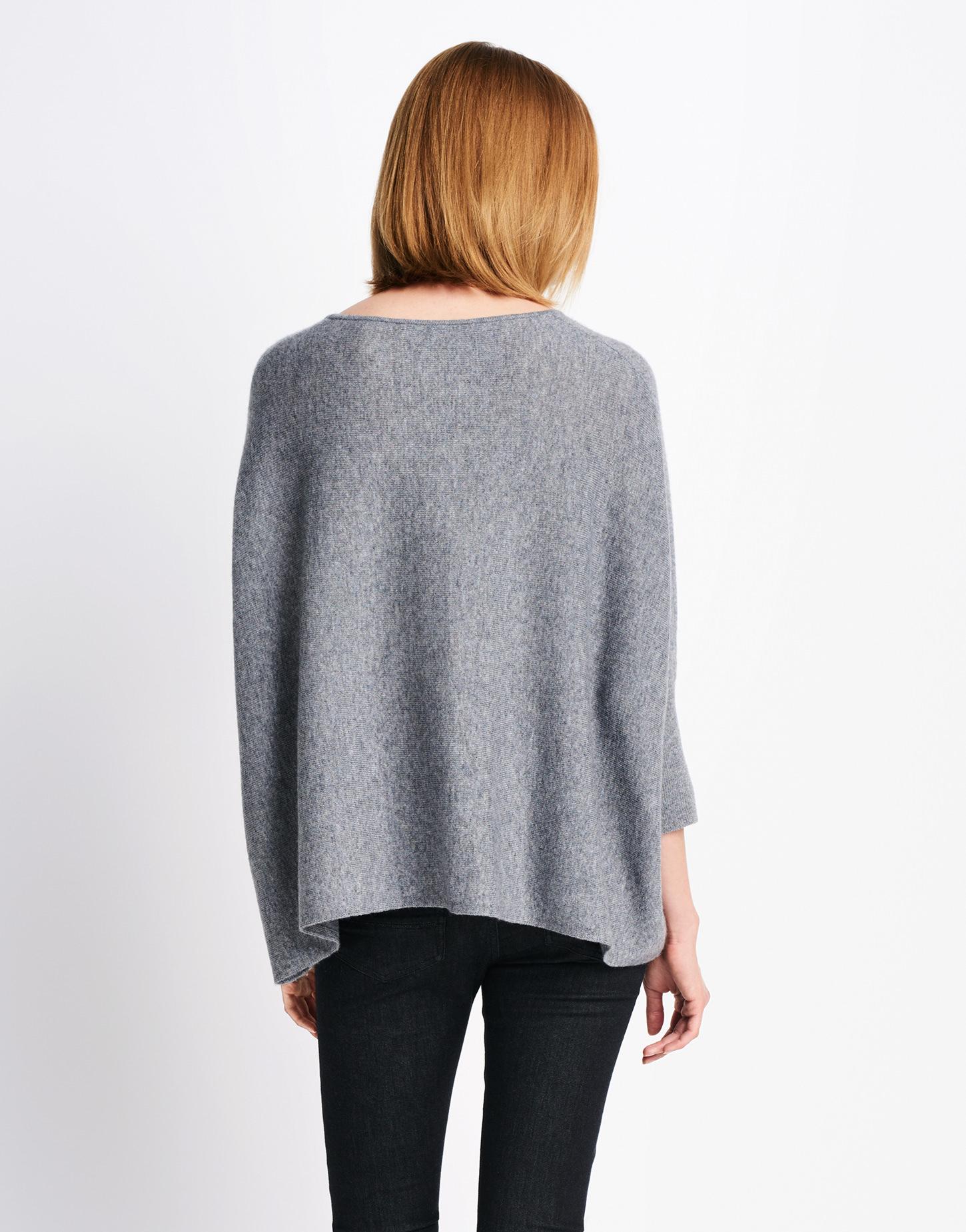 oversize pullover tjelva cosy grau online bestellen someday online shop. Black Bedroom Furniture Sets. Home Design Ideas