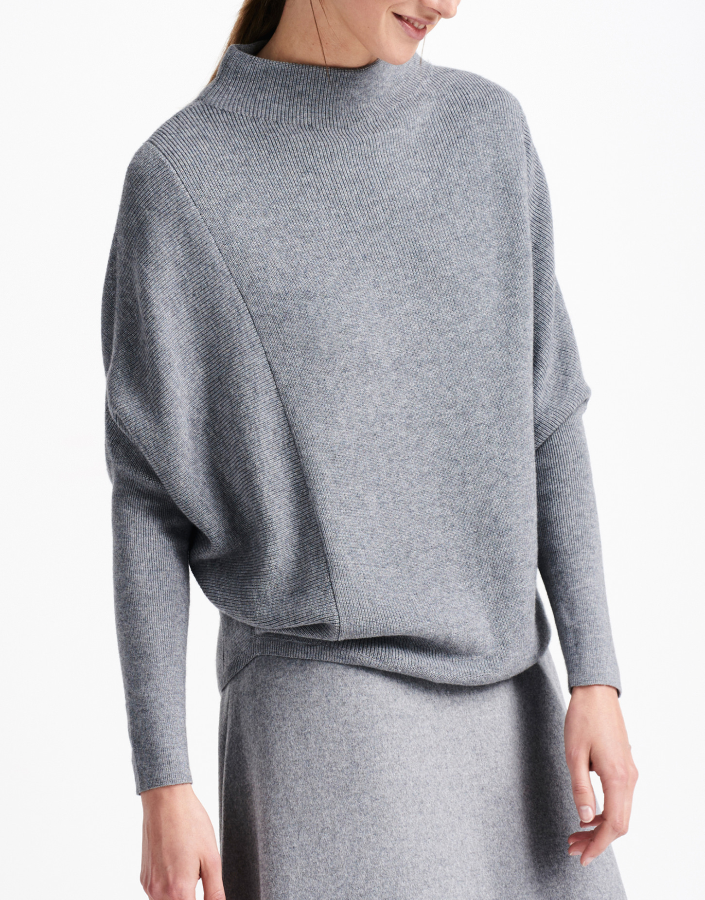Oversize Pullover Tuhina * grau online bestellen