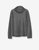Sweater Usina slate grey melange