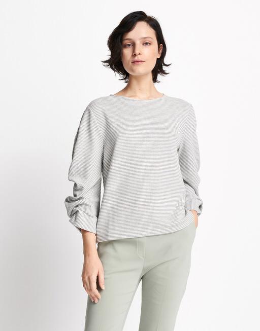 T-Shirt Kasonda glory grey melange