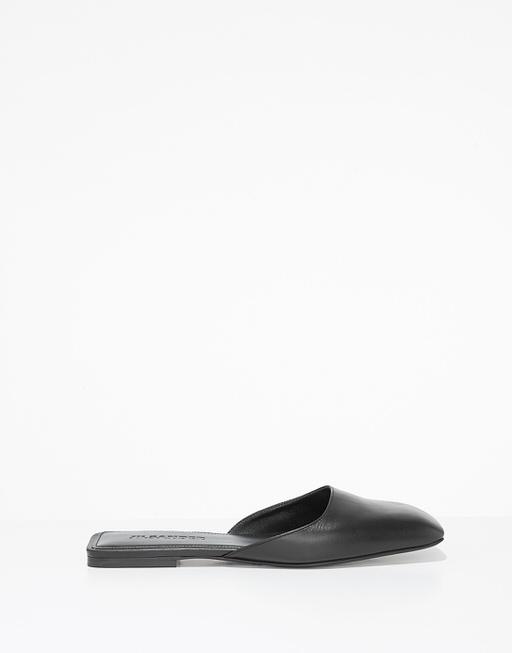 Schuhe Jil Sander Slipper  black