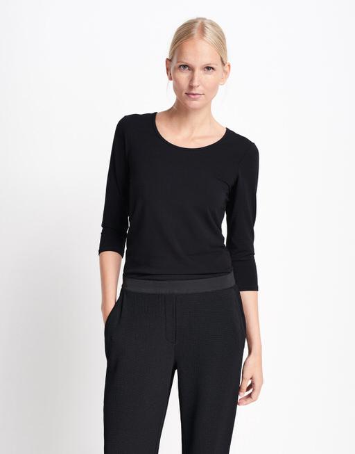 T-Shirt Kain black